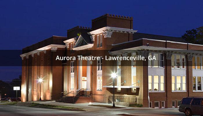 Aurora Theatre Lawrenceville, GA