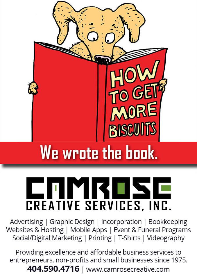 Camrose Creative Services logo