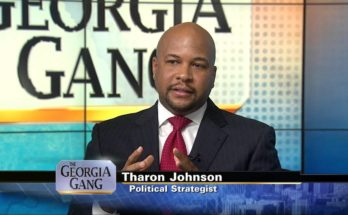 Tharon Johnson - Politcal Strategist - The Georgia Gang