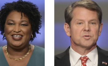 Stacey Abrams - Brian Kemp - Georgia's Governor Race
