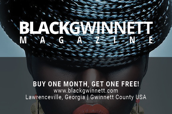Advertise with BlackGwinnett Magazine