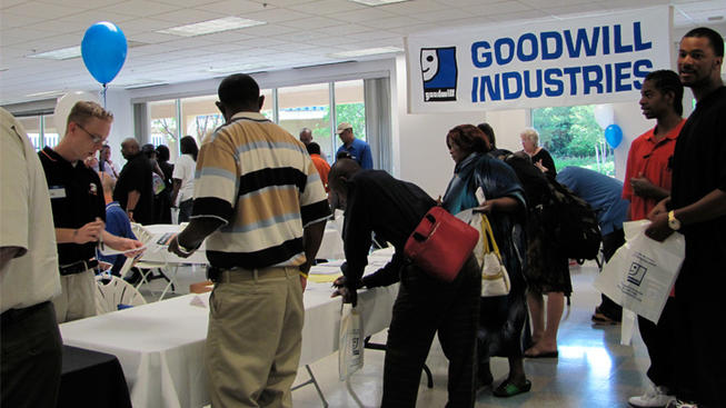 Goodwill Job Fair