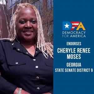 Cheryle Renee Moses