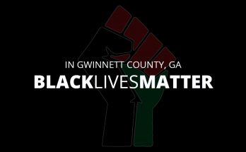 In Gwinnett County Black Lives Matter