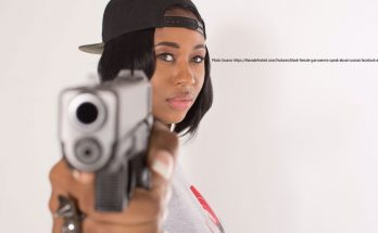 Black women gun owners and aspiring