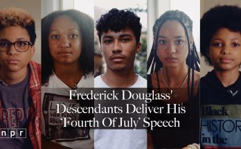 frederick douglass descendants