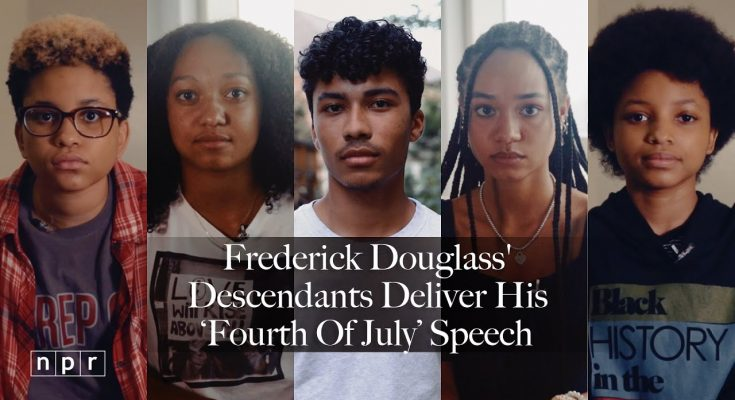 frederick douglass descendants