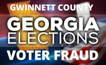 gwinnett county voter fraud