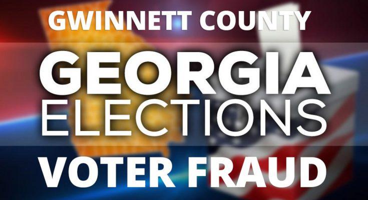gwinnett county voter fraud