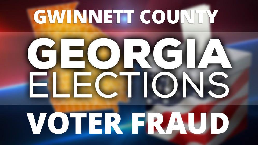 Gwinnett County Voter Registrar Staff Changed Absentee ...