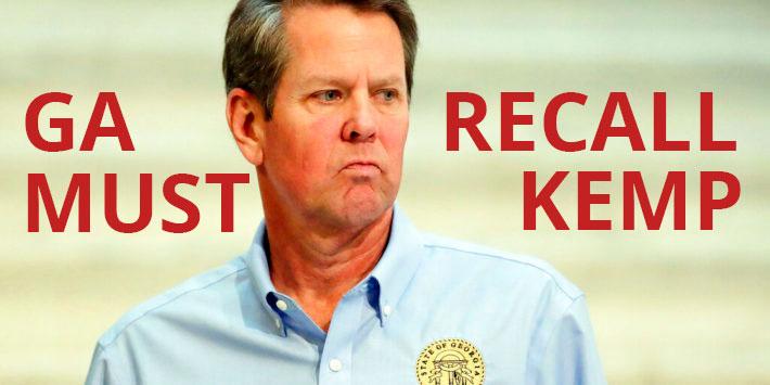 Recall Gov Brian P Kemp