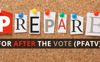 Prepare for After the Vote (PFATV)