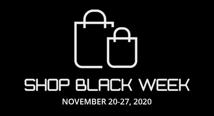 Shop Black Week 2020