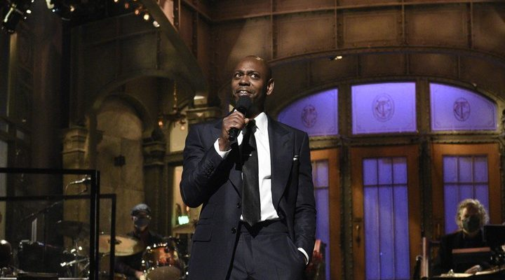 Dave Chappelle on SNL