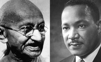 king and gandhi